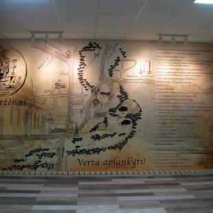 sienos-lipdukas-mokykloje
