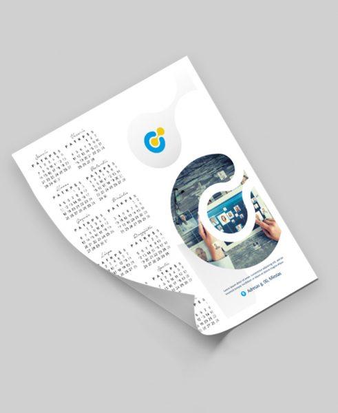 Kalendorius plakatas