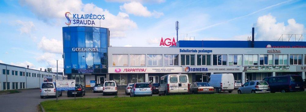 Kaip mus rasti Klaipėdos spauda